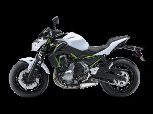 Moottoripyörä Kawasaki Z 650